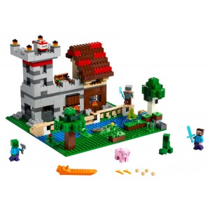 Lego Minecraft™ The Crafting Box 3.0 - Sale