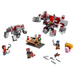 Lego Minecraft™ The Redstone Battle - Sale