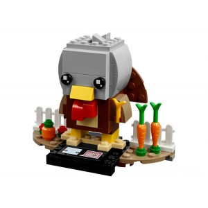 Lego BrickHeadz Thanksgiving Turkey - Sale