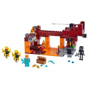 Lego Minecraft™ The Blaze Bridge - Sale
