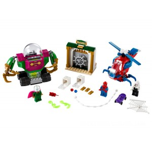 Lego Spider-Man The Menace   of Mysterio - Sale