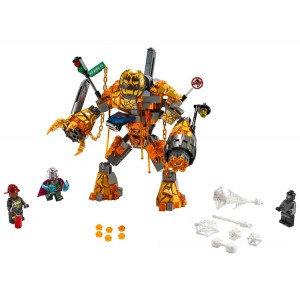 Lego Spider-Man Molten Man Battle - Sale
