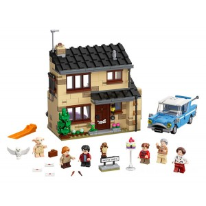 Lego Harry Potter™ 4 Privet Drive - Sale