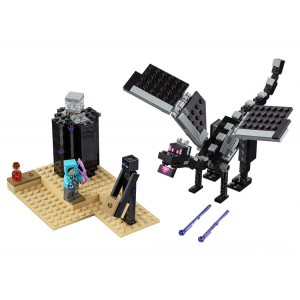 Lego Minecraft™ The End Battle - Sale