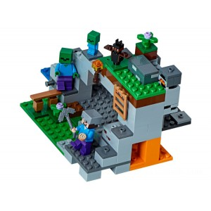 Lego Minecraft™ The Zombie Cave - Sale