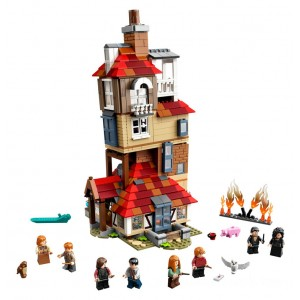 Lego Harry Potter™ Attack on the Burrow - Sale