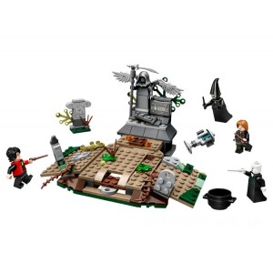 Lego Harry Potter™ The Rise of Voldemort™ - Sale