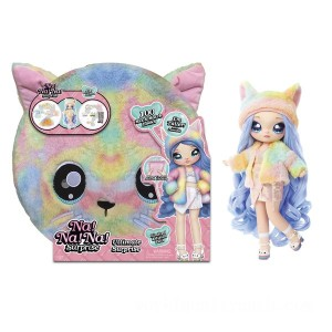 Na! Na! Na! Ultimate Surprise- Rainbow Kitty & Piper Prim Doll - Sale