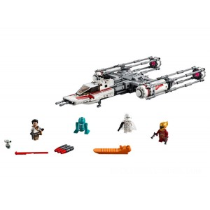 Lego STAR WARS™ Resistance Y-Wing Starfighter™ - Sale