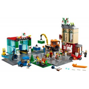 Lego City Town Center - Sale