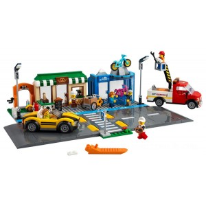Lego City Shopping Street - Sale