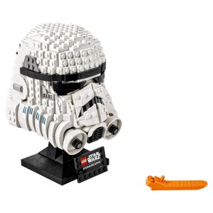 Lego STAR WARS™ Stormtrooper™ Helmet - Sale