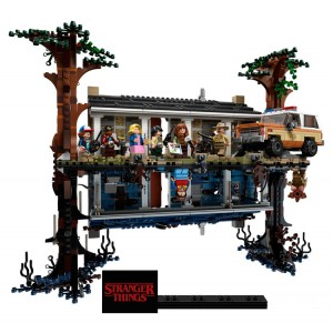 Lego Stranger Things The Upside Down - Sale