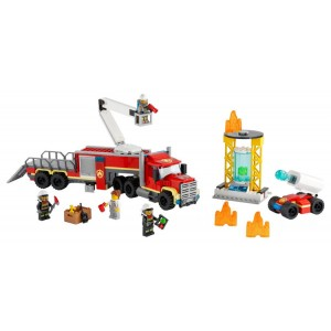 Lego City Fire Command Unit - Sale
