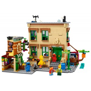 Lego Ideas 123 Sesame Street - Sale