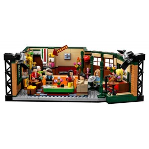 Lego Ideas Central Perk - Sale