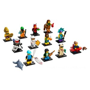 Lego Minifigures Series 21 - Sale