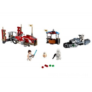 Lego STAR WARS™ Pasaana Speeder Chase - Sale