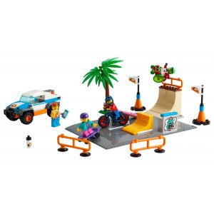 Lego City Skate Park - Sale