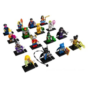 Lego Minifigures DC Super Heroes Series - Sale