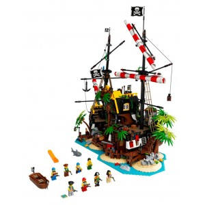 Lego Ideas Pirates of Barracuda Bay - Sale