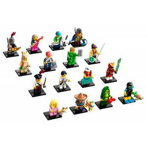 Lego Minifigures Series 20 - Sale