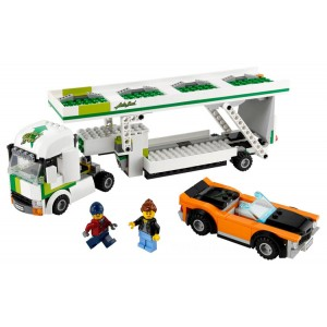 Lego City Car Transporter - Sale