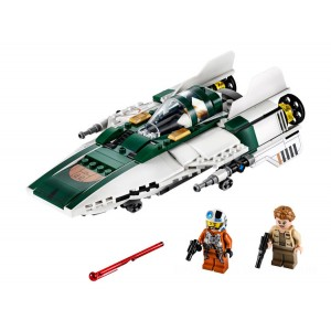 Lego STAR WARS™ Resistance A-Wing Starfighter™ - Sale