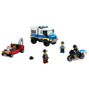 Lego City Police Prisoner Transport - Sale