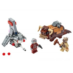 Lego STAR WARS™ T-16 Skyhopper™ vs Bantha™ Microfighters - Sale
