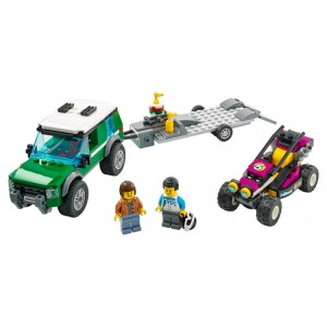 Lego City Race Buggy Transporter - Sale