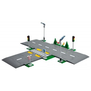 Lego City Road Plates - Sale