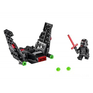 Lego STAR WARS™ Kylo Ren's Shuttle™ Microfighter - Sale