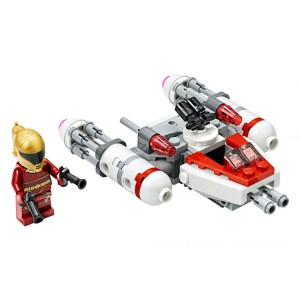 Lego STAR WARS™ Resistance Y-wing™ Microfighter - Sale