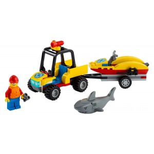 Lego City Beach Rescue ATV - Sale