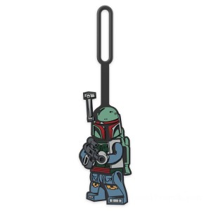 Lego STAR WARS™ Boba Fett™ Bag Tag - Sale