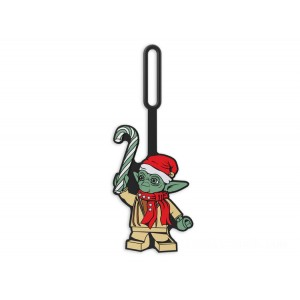 Lego STAR WARS™ Holiday Bag Tag – Yoda™ - Sale