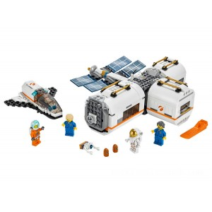 Lego City Lunar Space Station - Sale
