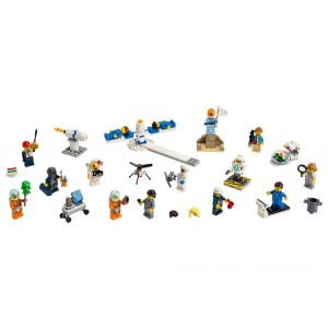 Lego City People Pack - Space Research and Development - Sale