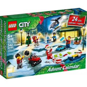 Lego City Advent Calendar - Sale