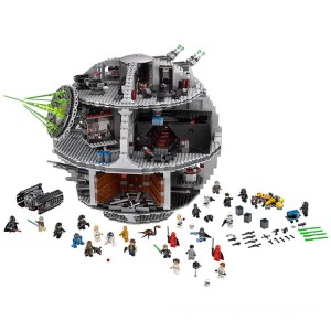 Lego STAR WARS™ Death Star™ - Sale