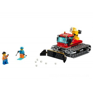 Lego City Snow Groomer - Sale