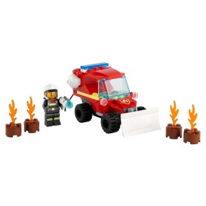Lego City Fire Hazard Truck - Sale