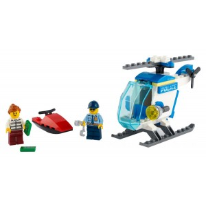 Lego City Police Helicopter - Sale