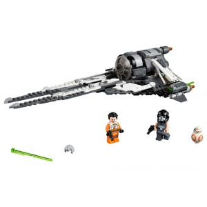 Lego STAR WARS™ Black Ace TIE Interceptor™ - Sale