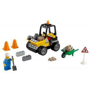 Lego City Roadwork Truck - Sale