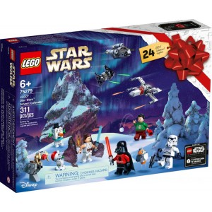 Lego STAR WARS™ Advent Calendar - Sale