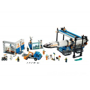 Lego City Rocket Assembly & Transport - Sale