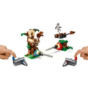 Lego STAR WARS™ Action Battle Endor™ Assault - Sale