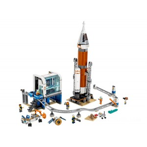 Lego City Deep Space Rocket and Launch Control - Sale
